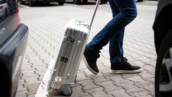 Snelle transfer naar luchthaven