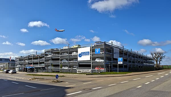 Parkeerplaats Easy Airport Parking in Hamburg
