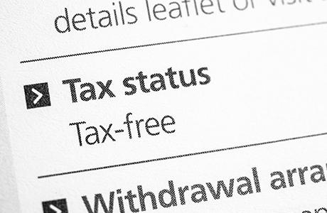 Tax-Free Bon