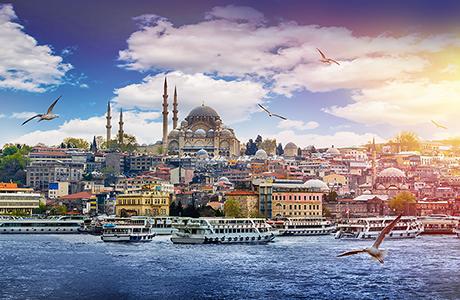 Bild Urlaub 2020 in der Türkei
